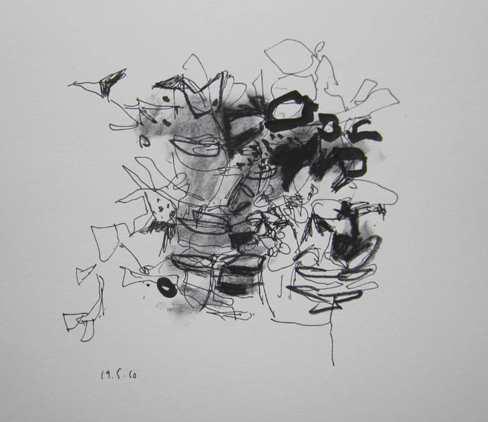 Untitled Drawing 4