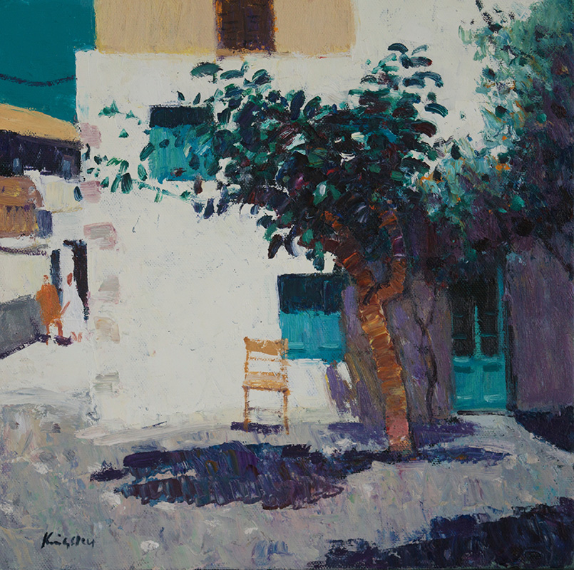 Landscape Artist | John Kingsley | Landscae Paintings
