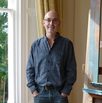 Scottish artist John Kingsley