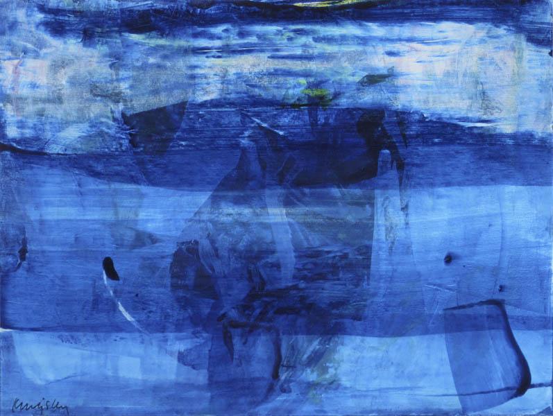 Submerged Island 8x10